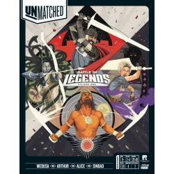 Unmatched Battle Of Legends Vol. 1
