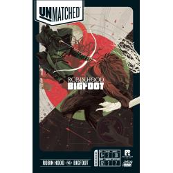Unmatched Robin Hood vs Bigfoot