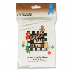 Oversize Board Game Sleeves 79x120 (100)