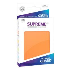 U.Guard Supreme UX Sleeves Standard Size Orange (80)