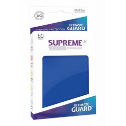 U.Guard Supreme UX Sleeves Standard Size Blue (80)