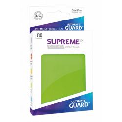 U.Guard Supreme UX Sleeves Standard Size Light Green (80)
