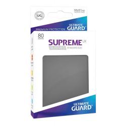 U.Guard Supreme UX Sleeves Standard Size Dark Grey (80)
