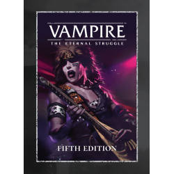 Vampire: The Eternal Struggle TCG 5th Edition: Toreador