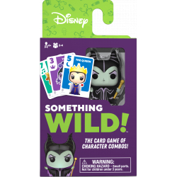 Something Wild Card Game - Maleficent - EN