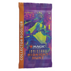 MTG Innistrad Midnight Hunt Collector Booster (12)
