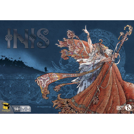 Inis Boardgame