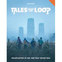 Tales From The Loop (80s Era RPG) EN