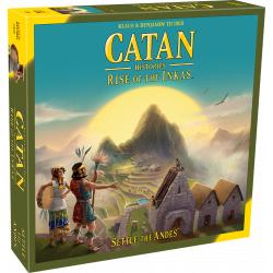 Catan: Rise of the Inkas
