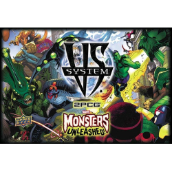 Vs System 2PCG: Marvel Monsters Unleashed