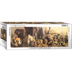 Noahs Ark by Haruo Takino - 1000pcs Panoramic