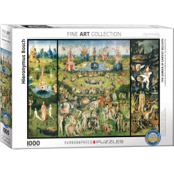 The Garden of Earthly Delights - 1000pcs