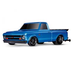 Drag Slash: 1/10 Scale 2WD Drag Racing Truck BLUE