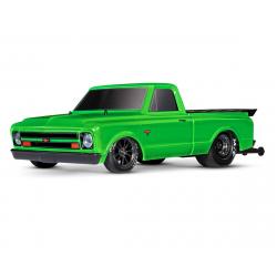 Drag Slash: 1/10 Scale 2WD Drag Racing Truck GREEN