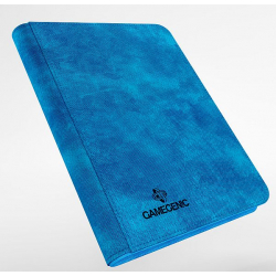 Gamegenic Zip Up Album 8 Pocket Blue