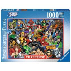 Ravensburger Puzzle DC Comics Justice League 1000pc