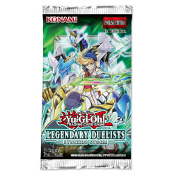YGO Legendary Duelists: Synchro Storm Booster