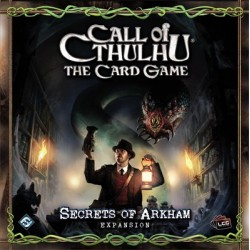 CoC LCG: Secrets of Arkham Expansion