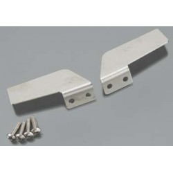 Turn fins, left & right/ 4x12mm BCS (stainless) (4)