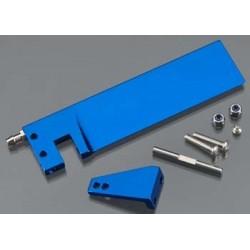 Rudder/ rudder arm/ hinge pin/ 3x15mm BCS (stainless)
