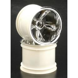 Pro-Star chrome wheels