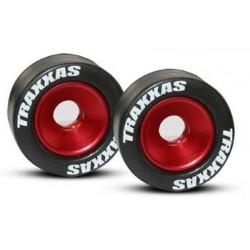 Mounted Wheelie Bar Tires/Wheels