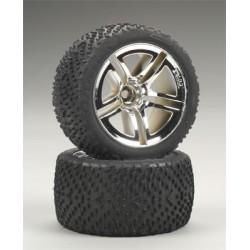 Rear Tires & Wheels Assembled JATO