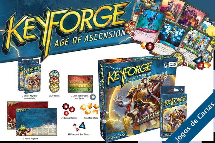 Keyforge Ascension