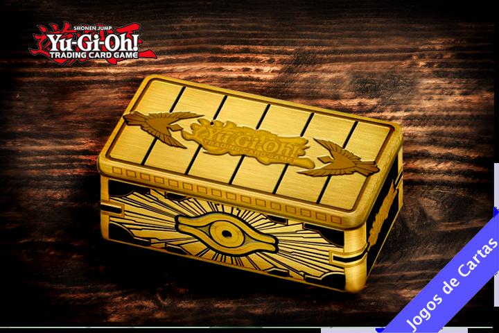YGO Gold Sarcophagus Tin